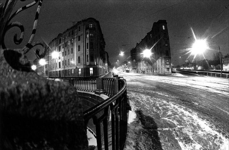 'Непостижимый Петербург' от Александра Китаева