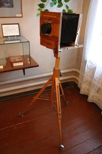 Один из фотоаппаратов Н.П. Андреева