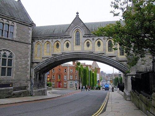 Музей Дублиния в Дублине, Ирландия