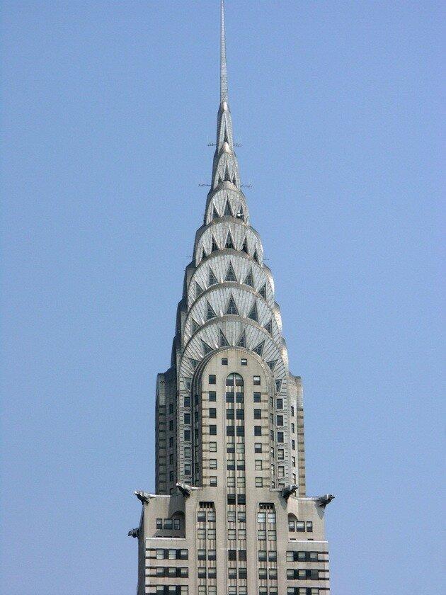 Крайслер Билдинг (Chrysler Building). Нью-Йорк