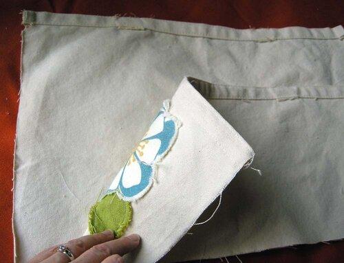 0 442ad 10eaaef L Дачный передник из старой сумки своими руками