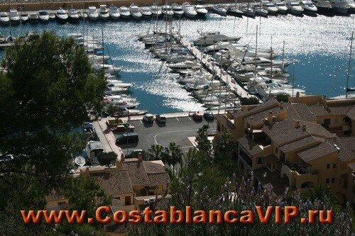 Altea, апартаменты в Altea, недвижимость в Испании, Коста Бланка, апартаменты в Испании, costablancavip