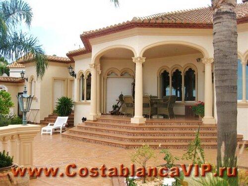 недвижимость в Испании, вилла в Дении, коста бланка, costablancavip, costa blanca