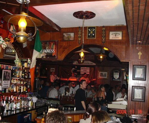 Ирландский паб и великий Чепмен...