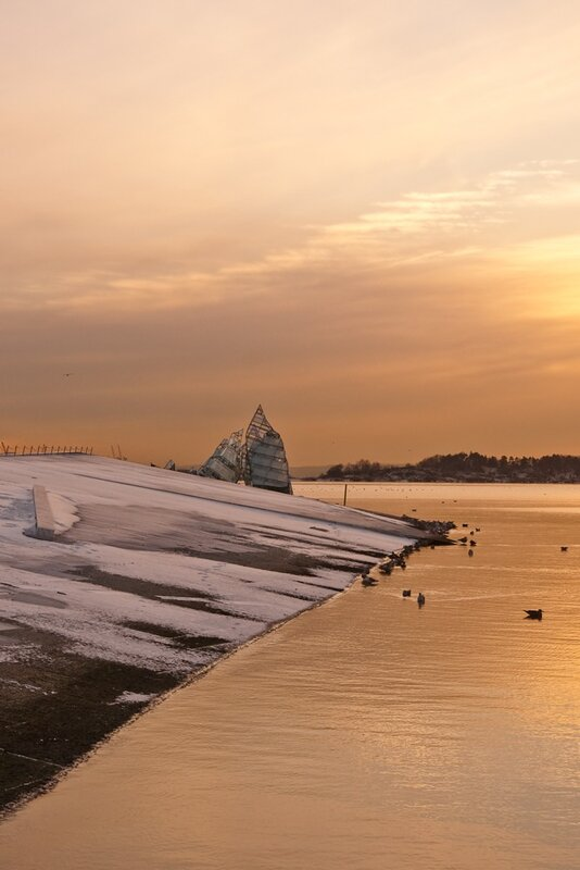 Замечательный Осло: подготовка, прогулка по городу, бакланы, самая красивая набережная