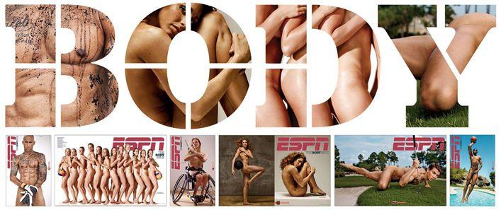 ESPN Magazine Body Issue 18 october 2010
