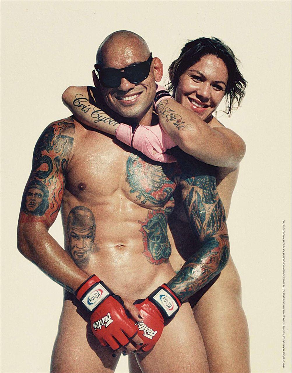 Эвангелиста и Кристиана Сантос / Evangelista and Cristiane Santos - ESPN Magazine Body Issue 18 october 2010