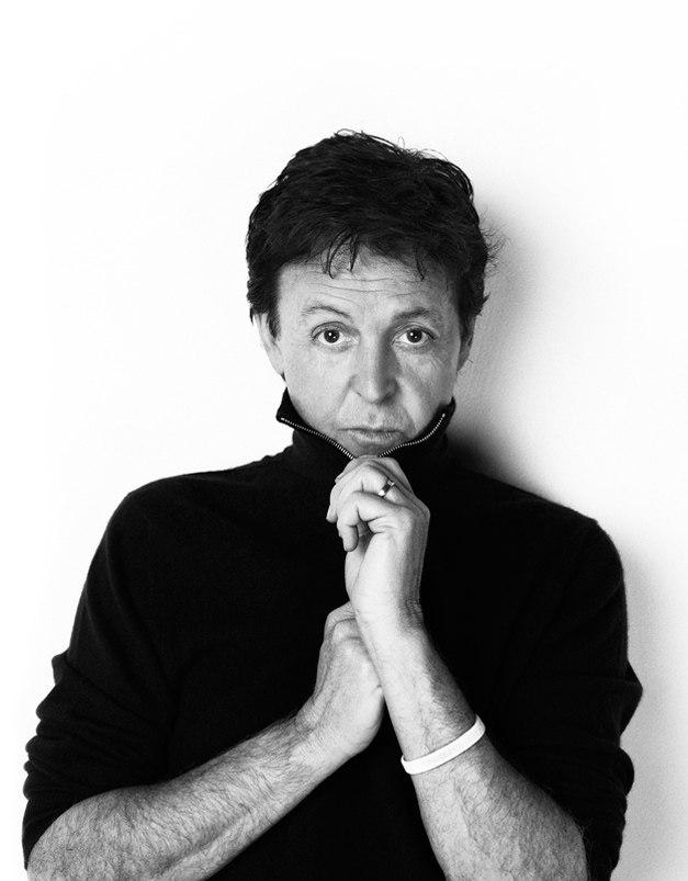 Фотограф Джейсон Белл / photo by Jason Bell - Paul McCartney