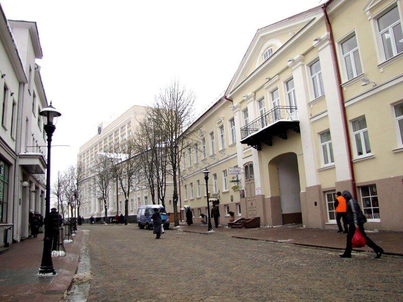 Старый город и Городницу.