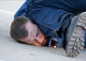 В Хабаровске безработный совершил разбойное нападение на продуктовый магазин