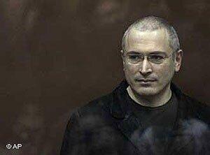 Ходорковский считает, что Путин хотел бы посадить его навечно