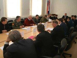 Во Владивостоке обсудили вопросы общественной безопасности