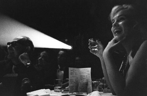 Marilyn Monroe during the filming of The Misfits, directed by John Huston, 1960.© Elliott Erwitt