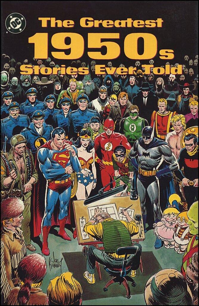JoeKubert Greatest 1950s Stories