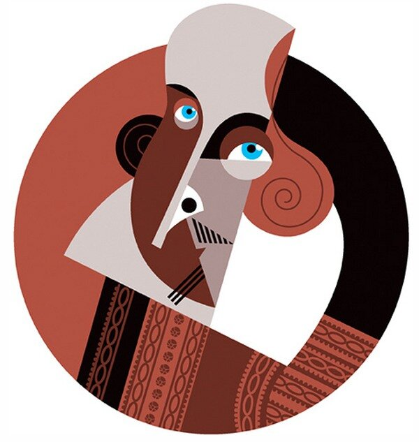 Shakespeare by Pablo Lobato