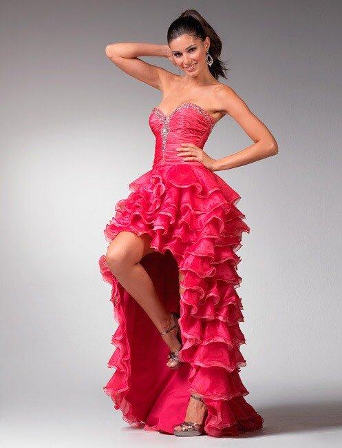 описание фотографии: платья для выпускного бала фото фото на тему.