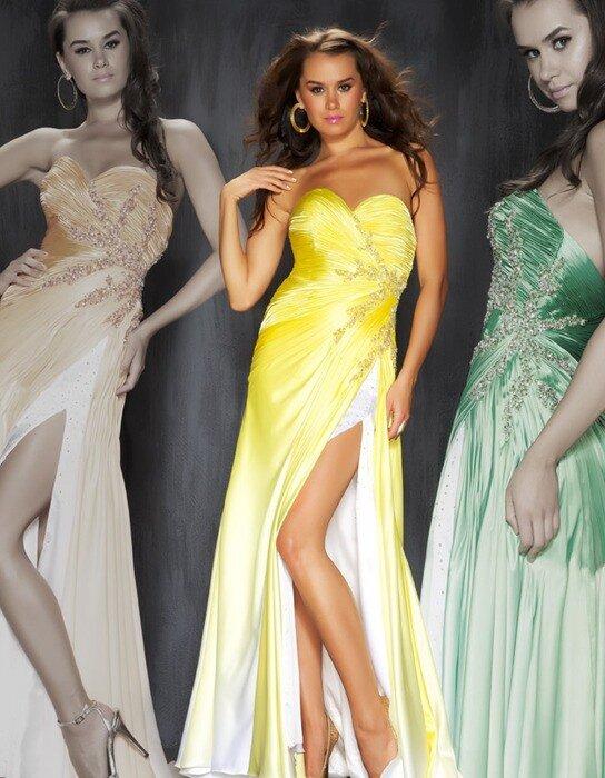 фото вечерние платья длинные
