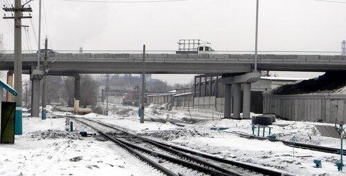 Мост на ЧГРЭС