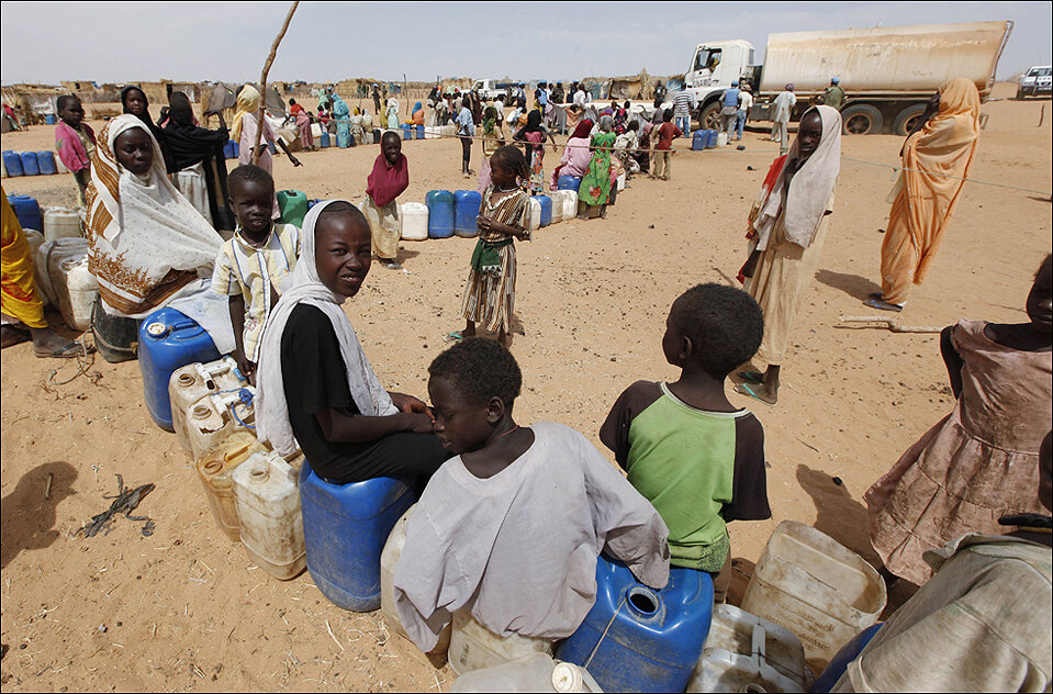 Mideast Sudan Darfur