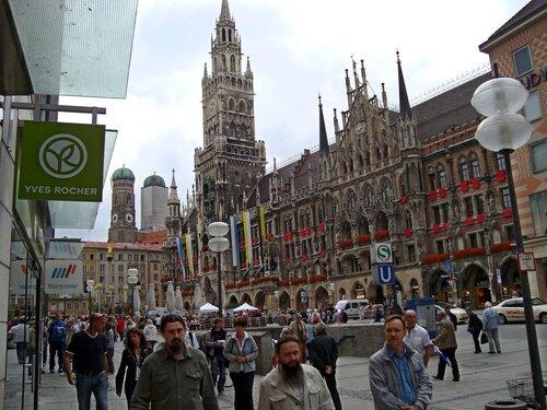 Marienplatz, München, Germany