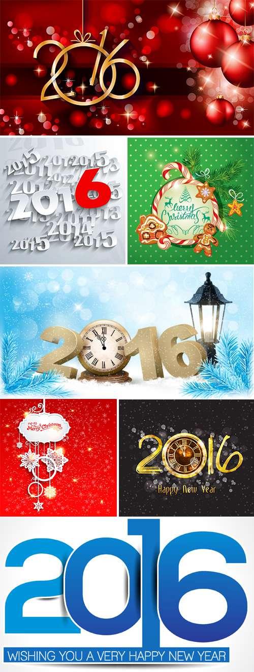 Новый год и Рождество - Сборник