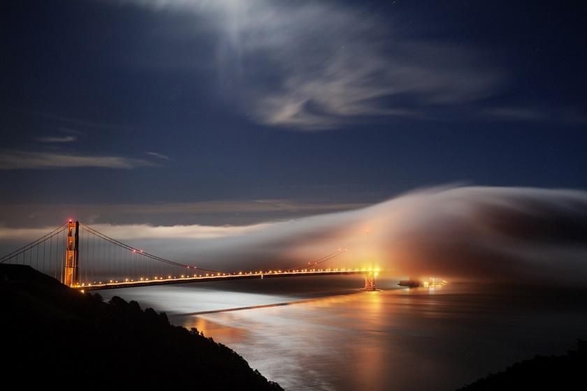 Красивые фотографии тумана в Сан Франциско, США 0 14228d 9a77d26 orig