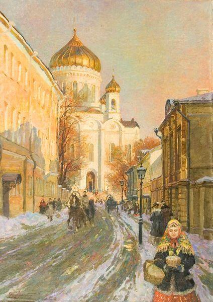 Владимир Первунинский - Пасха // Vladimir Pervuninskiy - Easter