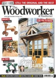 Журнал The Woodworker & Woodturner №10 2012