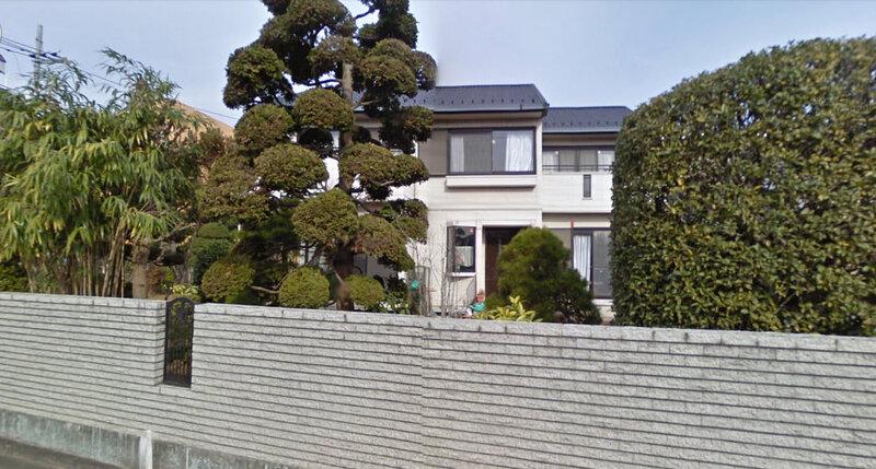Дом Хиджикаты Тошидзо