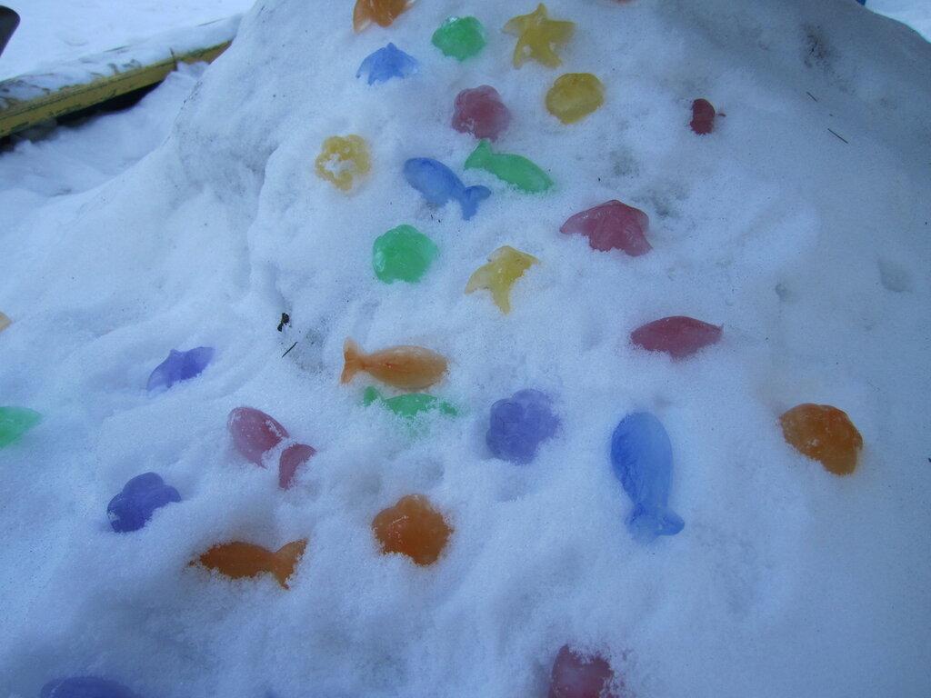 Как сделать долгий лед