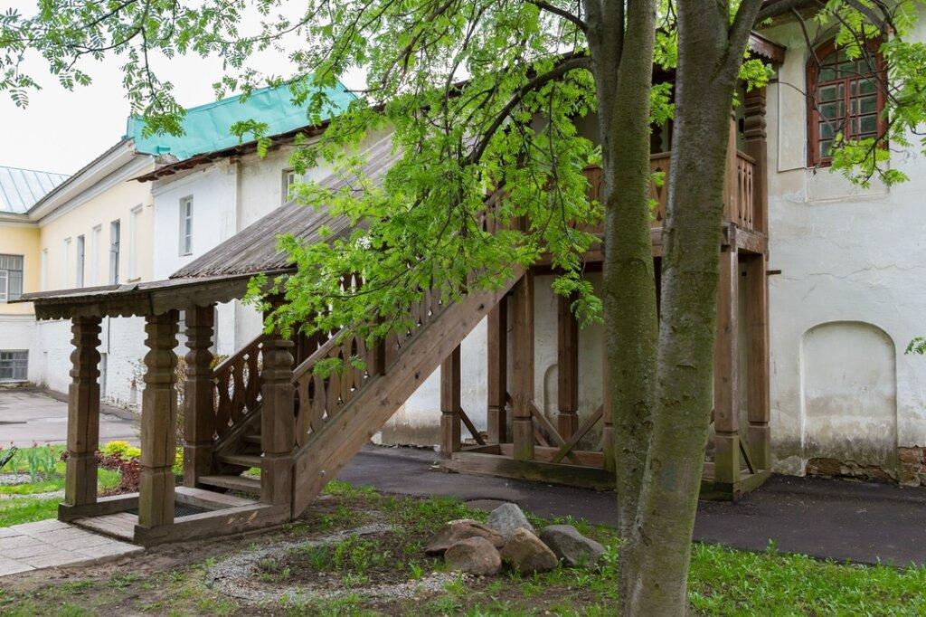 Келейный корпус, Спасо-Преображенский монастырь, Ярославль