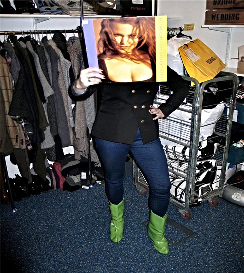 Sleeveface - Be The Vinyl_2