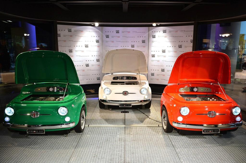 Smeg Fiat 500 Краснодар