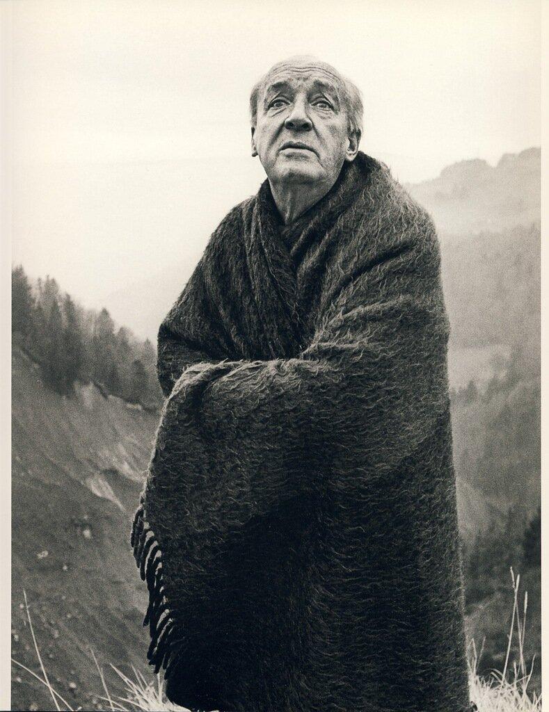 Владимир Набоков, 1972 (фотограф: Тони Армстронг-Джонс, лорд Сноудон)