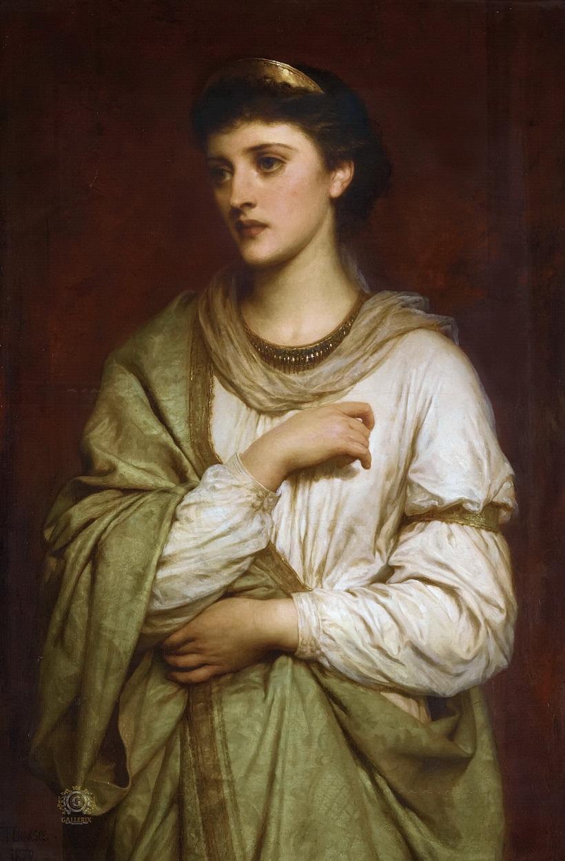 Римская девица