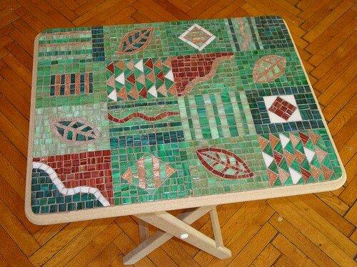 Как сделать мозаику своими руками