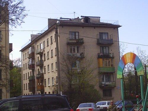 Новоизмайловский пр. 42к3