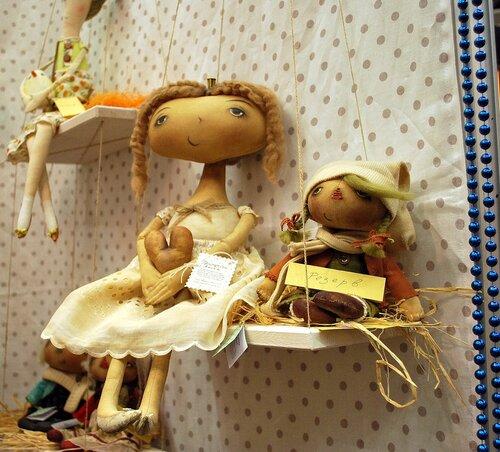 Вторая международная выставка мишек Тедди и их друзей - Hello Teddy 2010