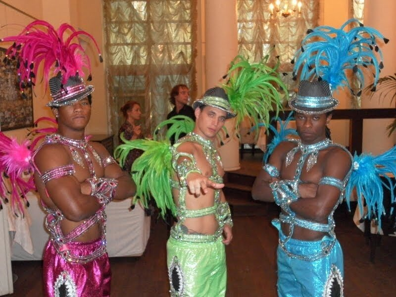 Как сделать бразильские костюмы своими руками
