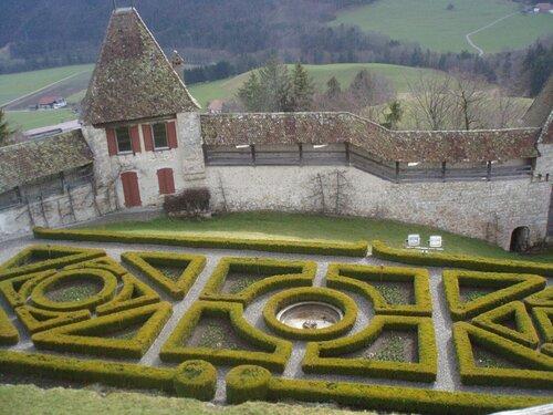Chateau de Gruyeres -