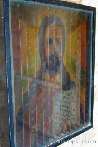 трехсторонняя икона,Болгария, Фракийская гробница, Ивановский монастырь, Басарбовский монастырь, Червен