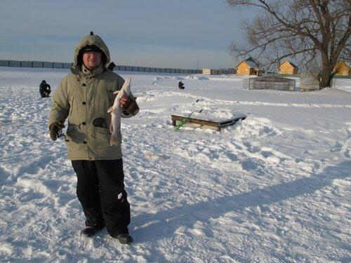 как ловить ряпушку на озере
