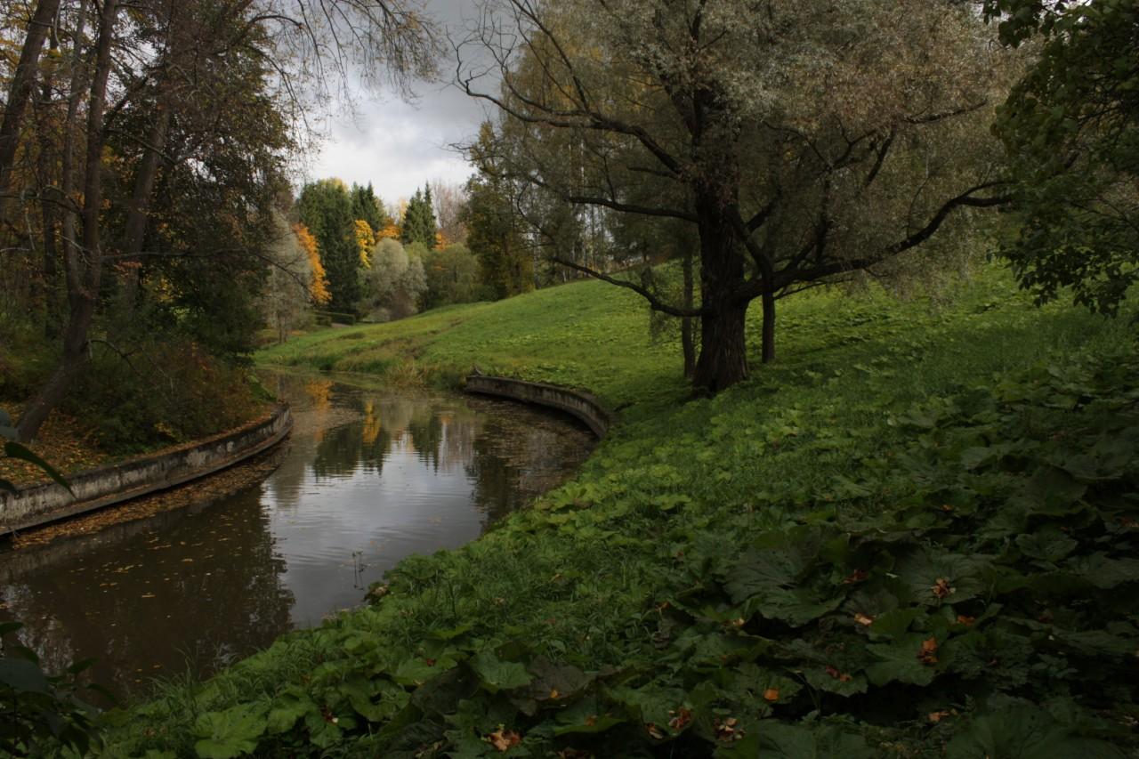 Речка Славянка