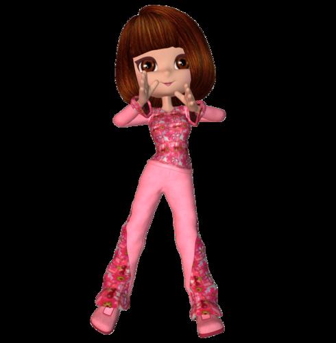 Cookie-валентинка