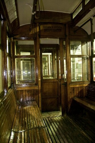 Музей горэлектротранспорта