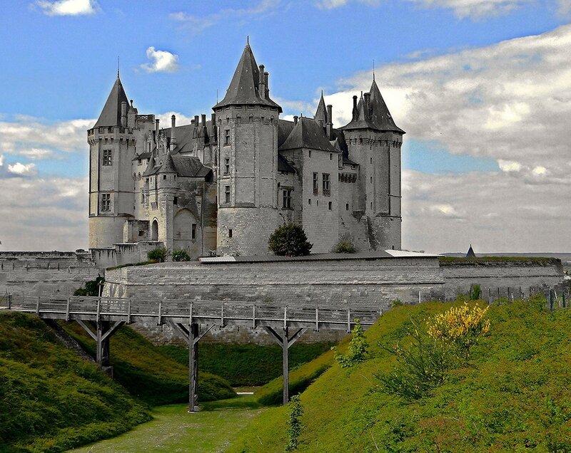 Сhateau de Saumur