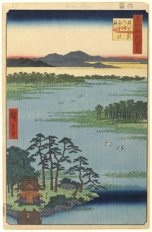 Традиционная японская живопись и гравюра 0_3d161_cbaf582b_XL
