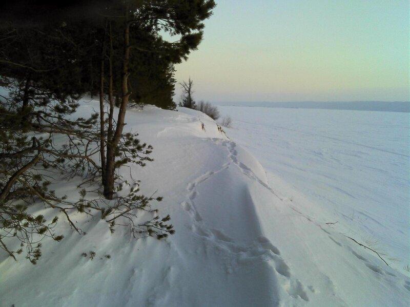 Волга 08.01.2011
