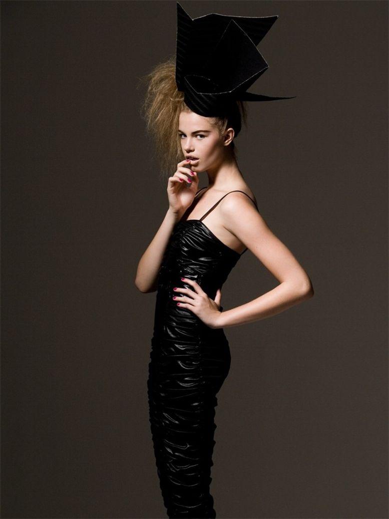модель Hailey Clauson / Хэйли Клаусон, фотограф Alexander Neumann