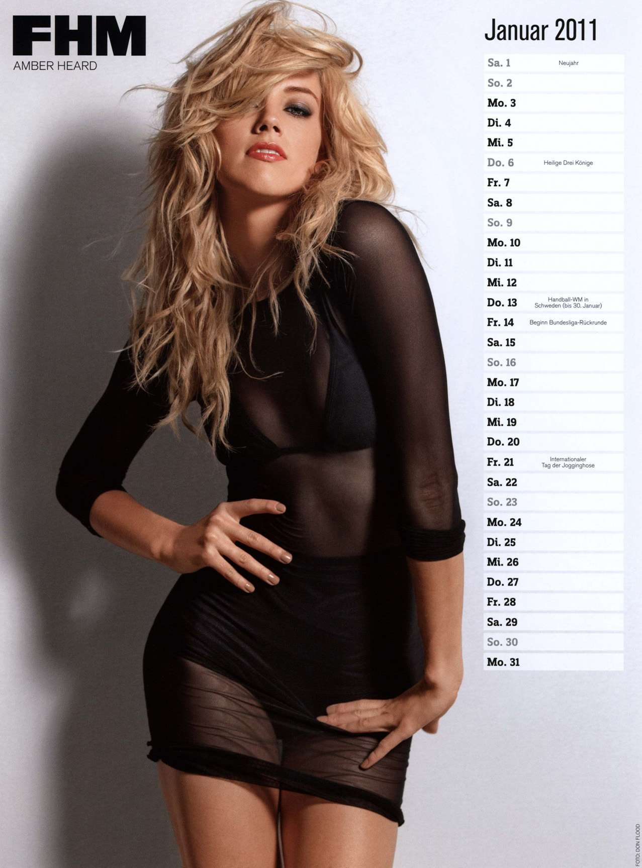 FHM Official Calendar naked (54 fotos), photo Tits, Instagram, braless 2017